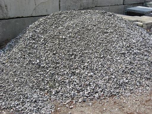 Crushed Canyon Cobble 3 8 3 4 : Garden world stone